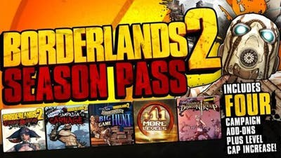 Borderlands 2 Season Pass DLC
