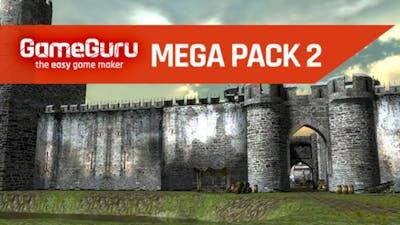GameGuru Mega Pack 2 DLC