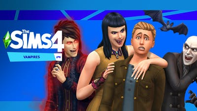 The Sims 4 Vampires - DLC