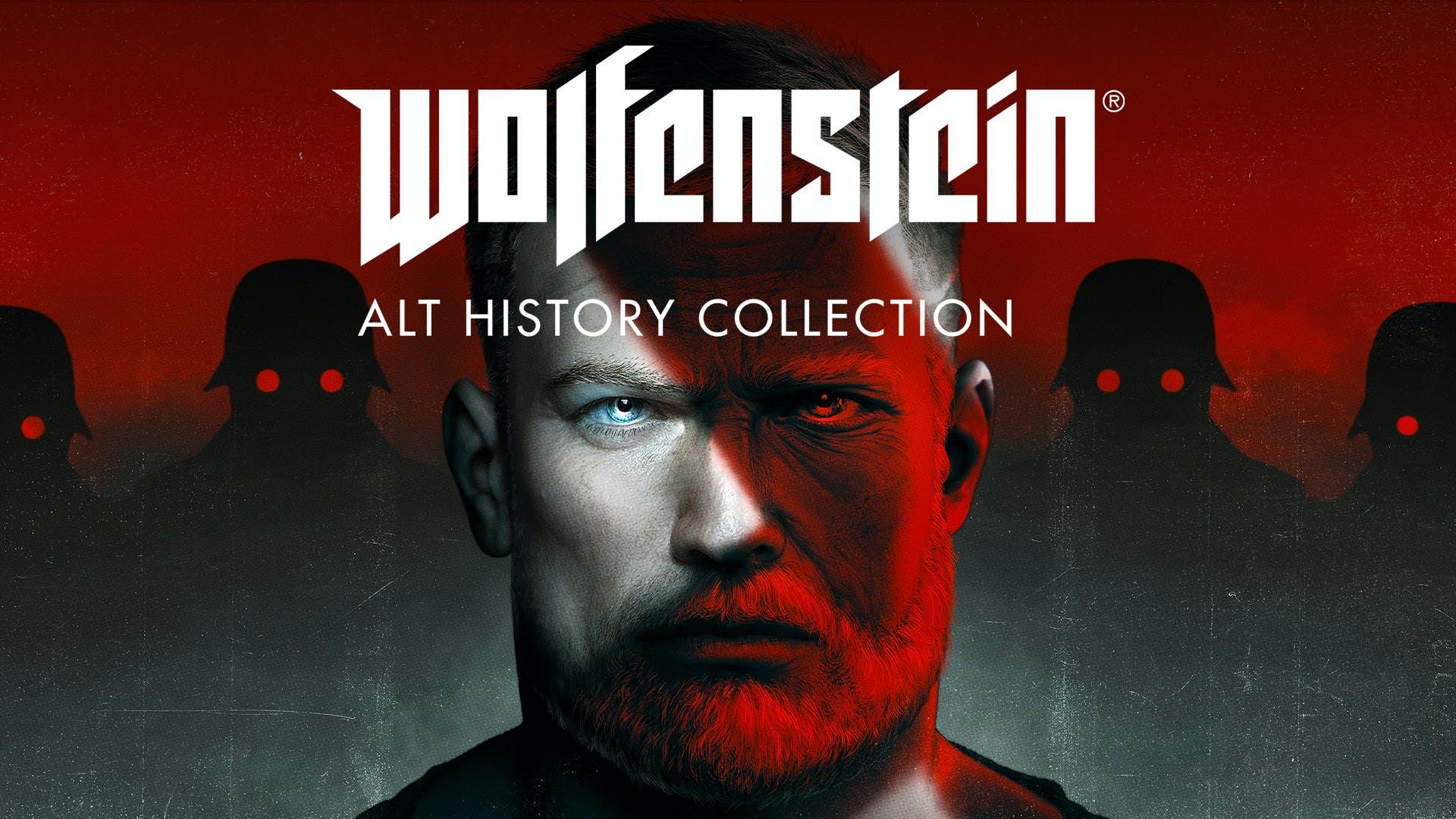 Wolfenstein Alt History Bundle