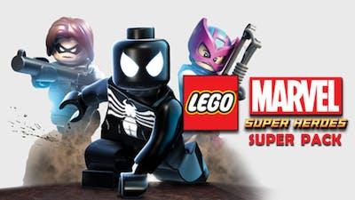 LEGO Marvel Super Heroes : Super Pack DLC