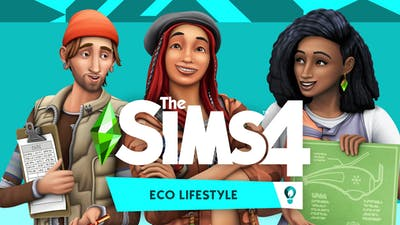 The Sims 4 Eco Lifestyle Expansion Pack - DLC