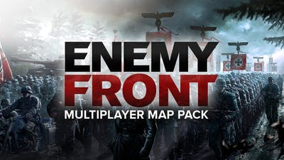 Enemy Front Multiplayer Map Pack DLC
