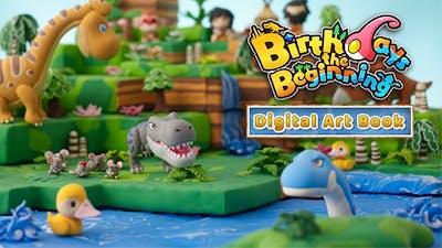 Birthdays the Beginning - Digital Art Book DLC