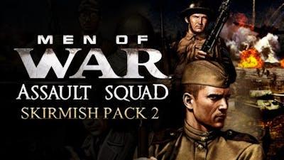 Men of War: Assault Squad - Skirmish Pack 2 DLC