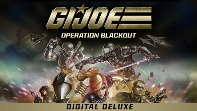 G.I. Joe: Operation Blackout Deluxe Pack