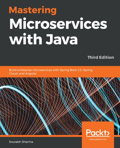 Mastering Microservices with Java - Third Edition