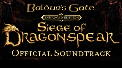 Baldur's Gate: Siege of Dragonspear Official Soundtrack DLC