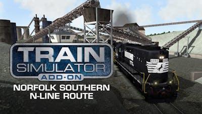 Train Simulator: Norfolk Southern N-Line Route Add-On - DLC