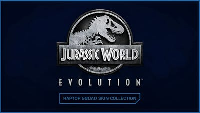 Jurassic World Evolution: Raptor Squad Skin Collection - DLC