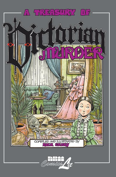 A Treasury of Victorian Murder Vol 1