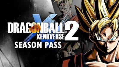 DRAGON BALL XENOVERSE 2 Super Pass