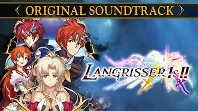 Langrisser I & II Original 2-Disc Soundtrack
