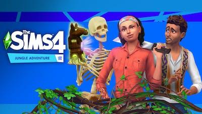 The Sims 4 Jungle Adventure - DLC