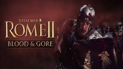 Total War: ROME II - Blood & Gore DLC
