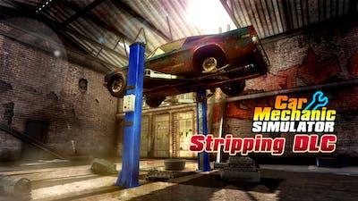 Car Mechanic Simulator 2015 - Car Stripping DLC
