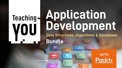 Application Development Data Structure, Algorithms & Databases Bundle