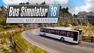 Bus Simulator 18 - Official map extension - DLC
