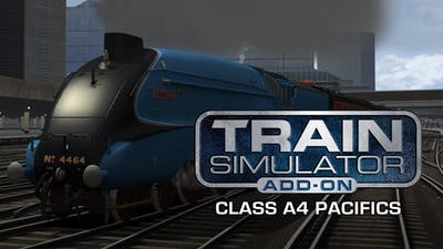 Train Simulator: Class A4 Pacifics Loco Add-On - DLC