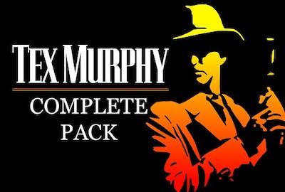 Tex Murphy Complete Pack