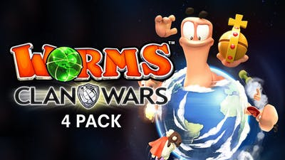 Worms Clan Wars 4-Pack