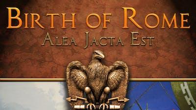 Alea Jacta Est: Birth of Rome DLC