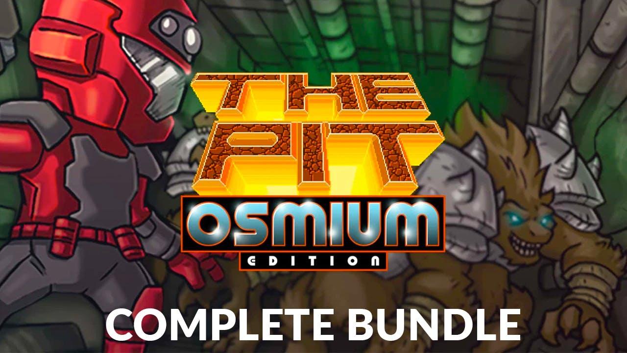 THE PIT OSMIUM EDITION COMPLETE BUNDLE