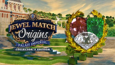 Jewel Match Origins - Palais Imperial Collector's Edition