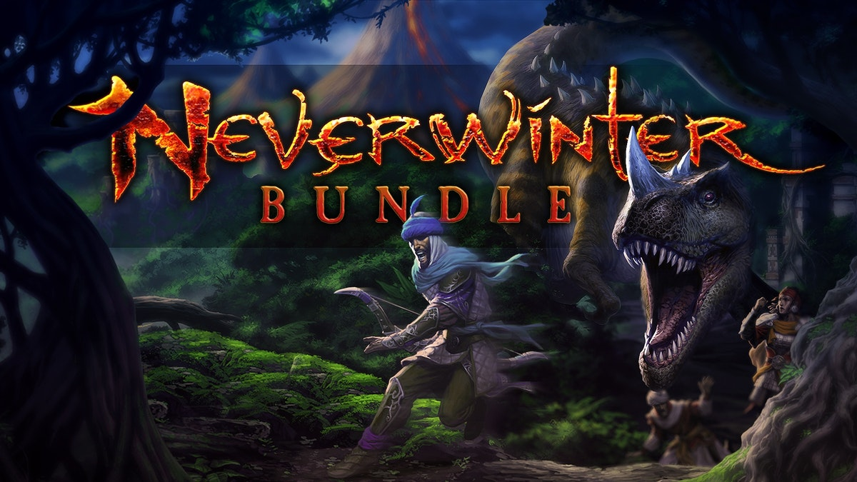 Neverwinter Bundle | Game Bundle | Fanatical