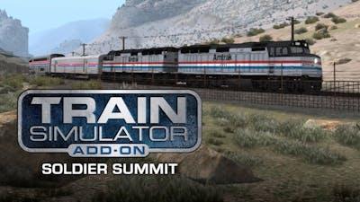 Train Simulator: Soldier Summit Route Add-On