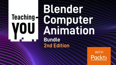 Blender Computer Animation Bundle 2nd Edition