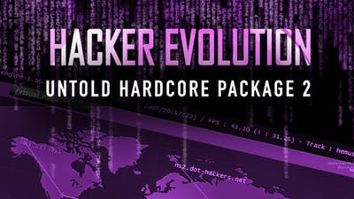 Hacker Evolution: Untold - Hardcore Package Part 2 - DLC