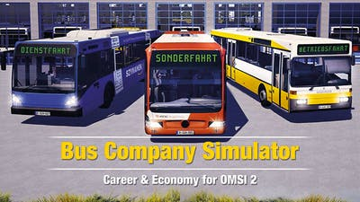 OMSI 2 Add-on Busbetrieb-Simulator - DLC