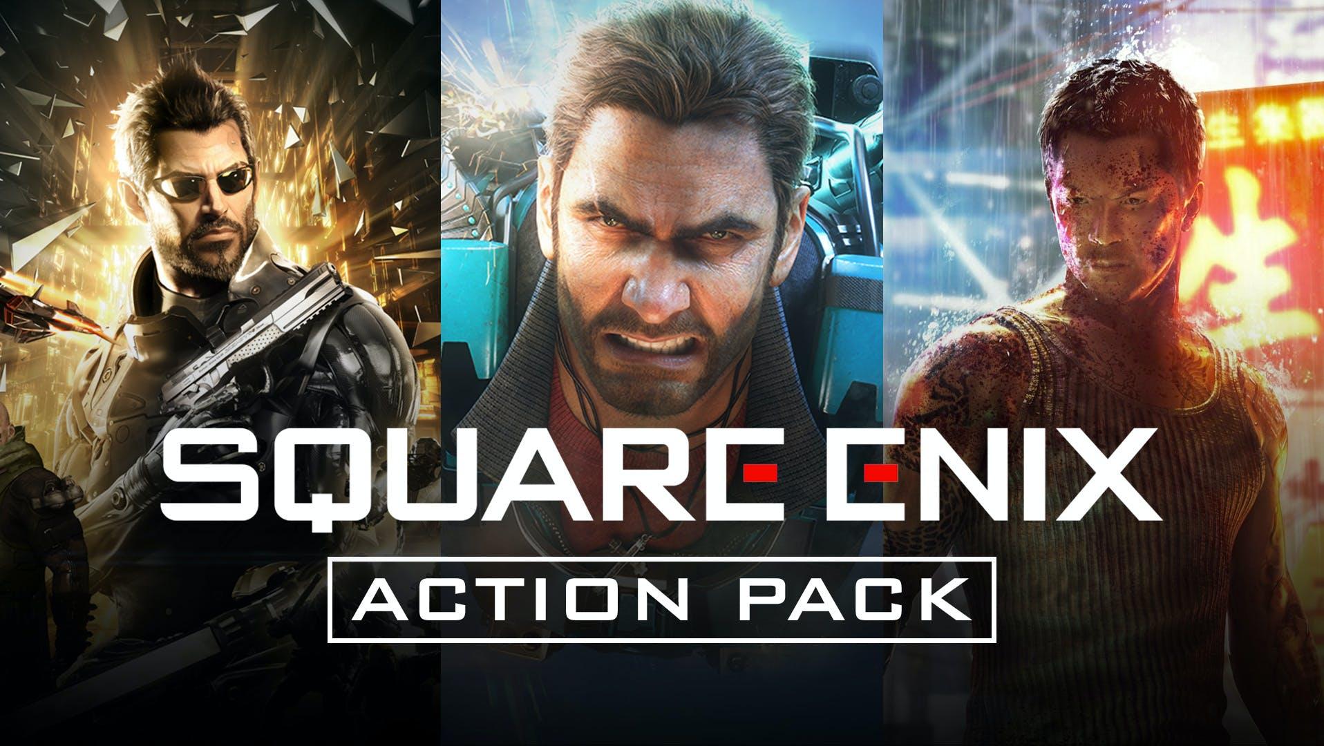 Square Enix Action Pack