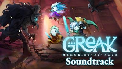 Greak: Memories of Azur - Soundtrack