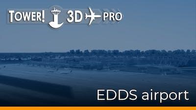Tower!3D Pro - EDDS airport - DLC