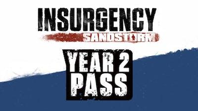 Insurgency: Sandstorm - Year 2 Pass - DLC