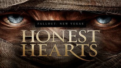 Fallout New Vegas: Honest Hearts DLC