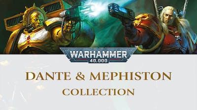 Warhammer 40,000: Dante & Mephiston Collection