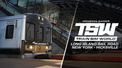 Train Sim World: Long Island Rail Road: New York - Hicksville Route Add-On - DLC