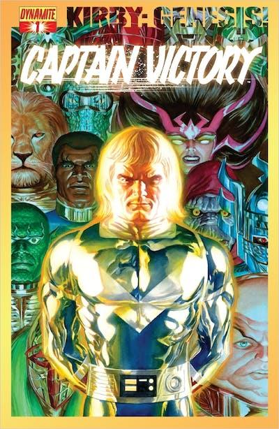 Kirby Genesis Captain Victory # 1