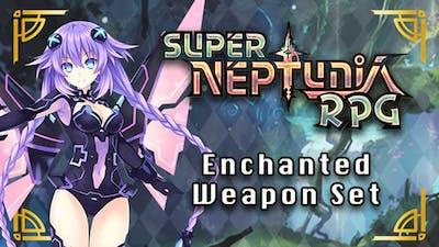 Super Neptunia RPG - Enchanted Weapon Set DLC