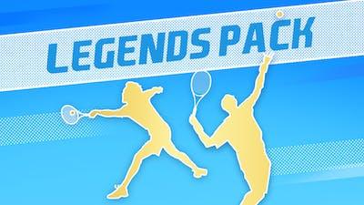 Tennis World Tour 2 - Legends Pack - DLC