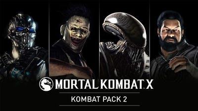 Mortal Kombat X - Kombat Pack 2 DLC | PC Steam Downloadable Content