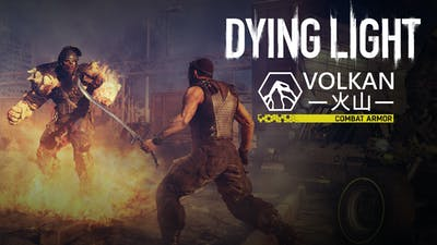 Dying Light - Volkan Combat Armor - DLC