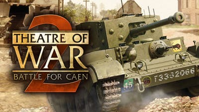 Theatre of War 2 - Battle for Caen DLC