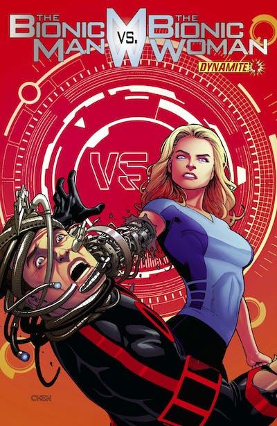 The Bionic Man vs The Bionic Woman #4