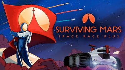 Surviving Mars: Space Race Plus - DLC