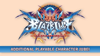 BlazBlue Centralfiction - Additional Playable Character JUBEI - DLC