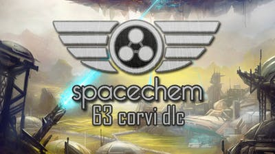 SpaceChem: 63 Corvi DLC